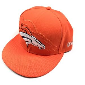 Denver Broncos New Era NFL 2016 Sideline Hat